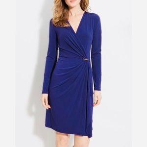 MICHAEL Michael Kors Dark Blue Dress